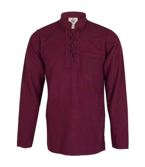 پیراهن مردانه چترفیروزه کد 6 -  - 4