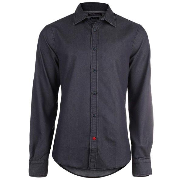 پیراهن آستین بلند مردانه تامی هیلفینگر مدل 55