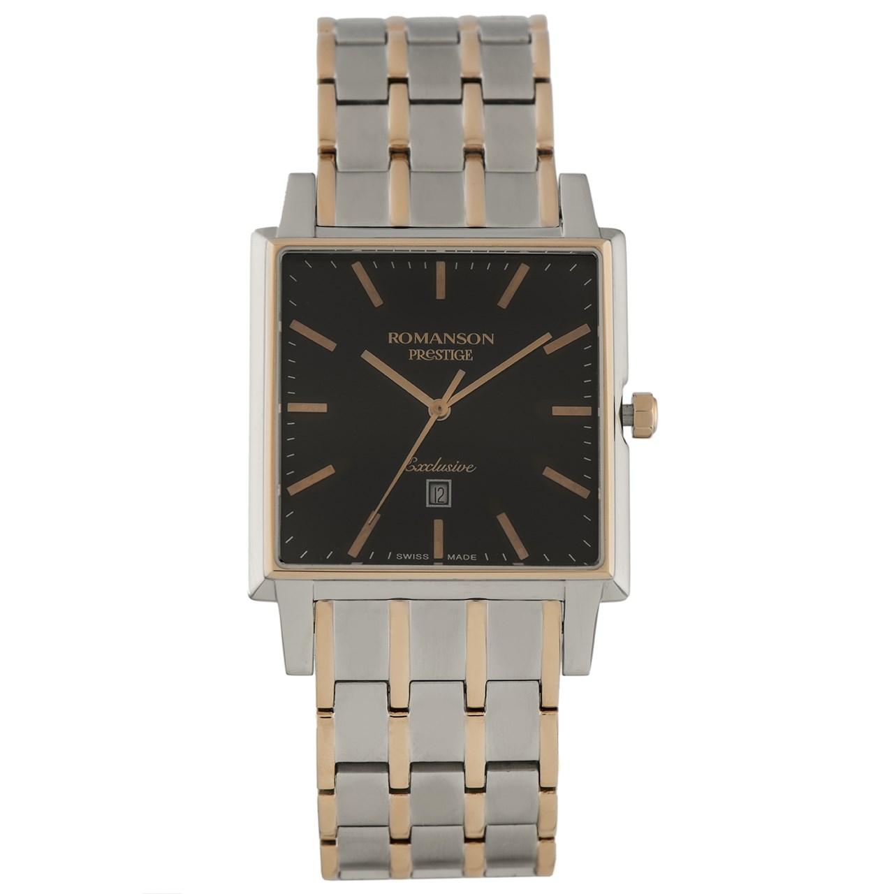 ساعت مچی عقربه ای مردانه رومانسون مدل TM3260MM1JAB6R 22