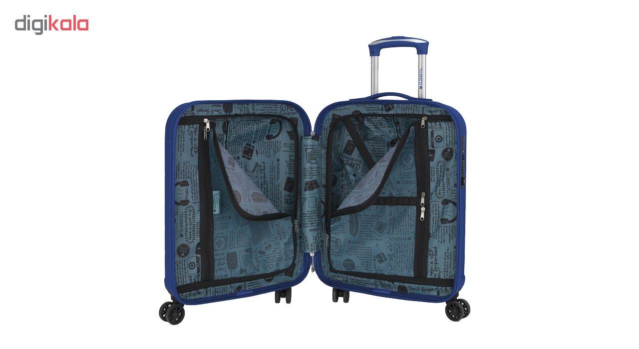 چمدان گابل مدل Duke سایز کوچک