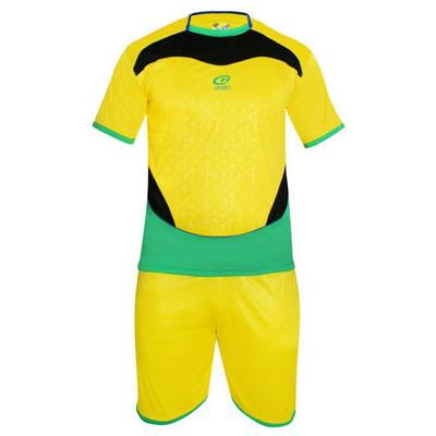 تصویر پیراهن و شورت فوتبال مدلch 7111 کراس