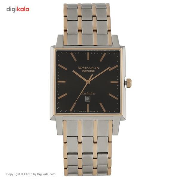 خرید ساعت مچی عقربه ای مردانه رومانسون مدل TM3260MM1JAB6R