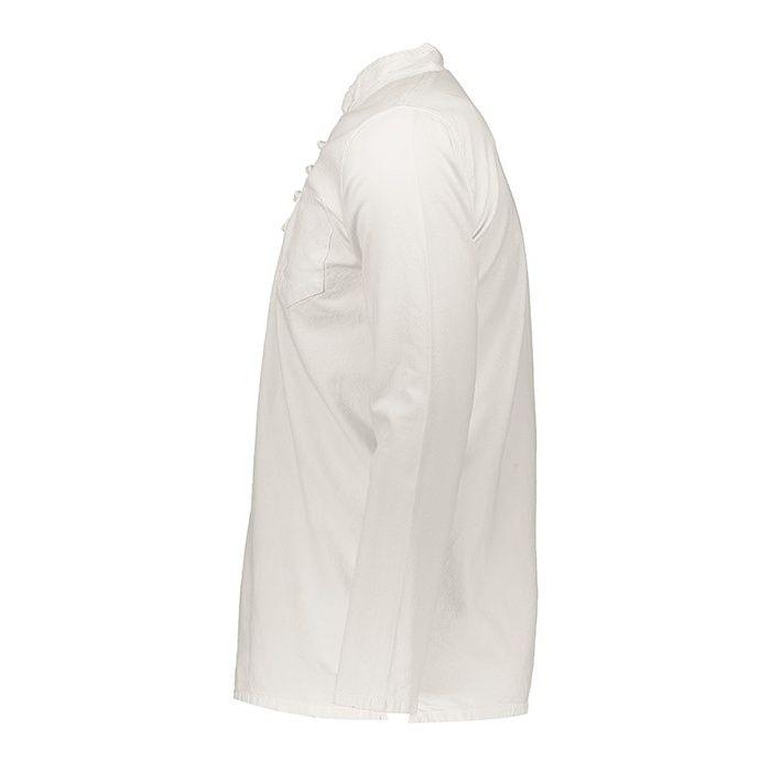 پیراهن چهار گره سفیدالیاف طبیعیپخش ملودی