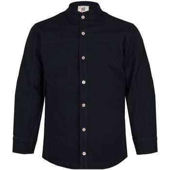 پیراهن مردانه چترفیروزه مدل جلوباز کد 2