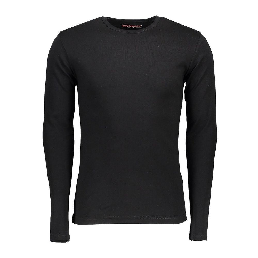 تیشرت فانریپ مردانه مدل sw5-black