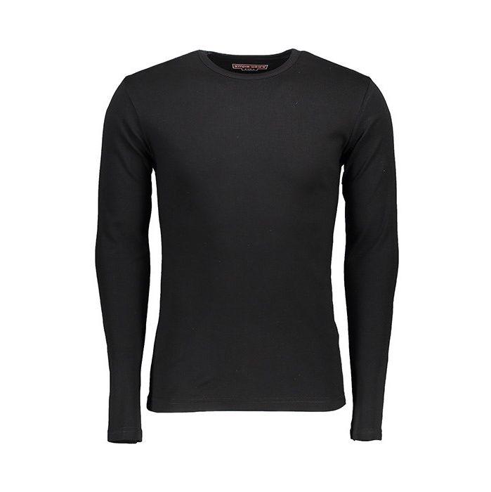 تیشرت فانریپ مردانه مدل sw5-black -  - 3