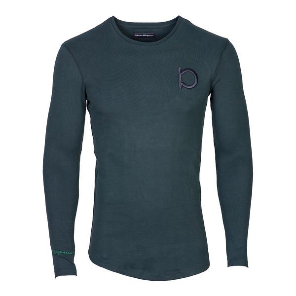 تی شرت آستین بلند مردانه رویال راک مدل RR-017