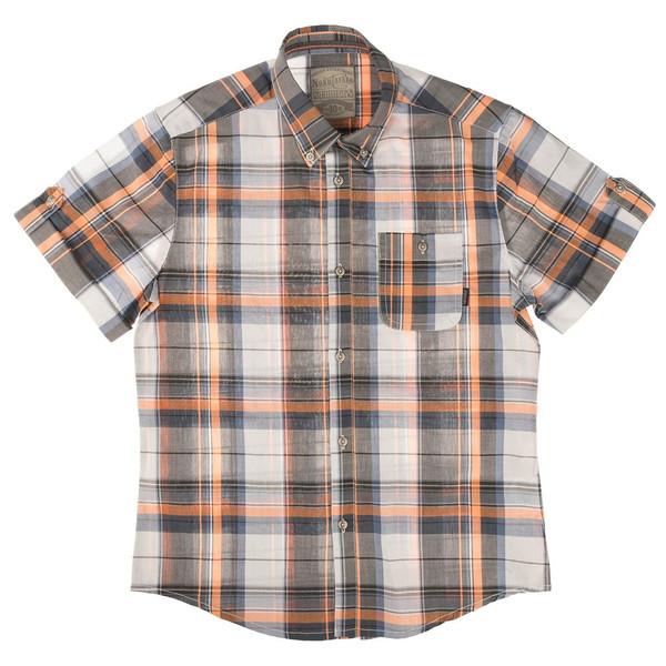 پیراهن آستین بلند پسرانه مایورال مدل MA 613657