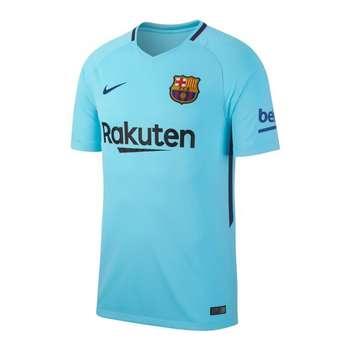 پیراهن تمرینی طرح تیم  بارسلونا مدل 2018-2