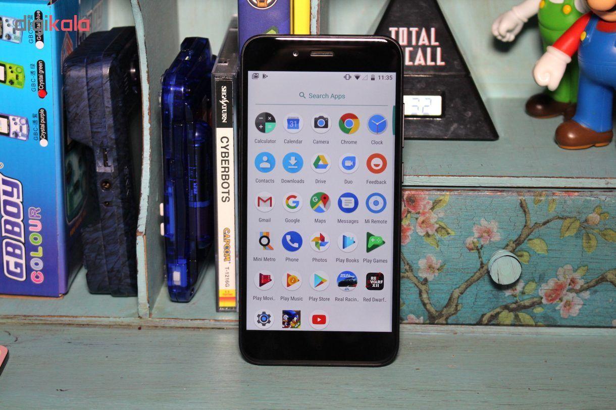 گوشی موبایل شیائومی مدل Mi A1 MDG2 دو سیم کارت ظرفیت 64 گیگابایت main 1 9