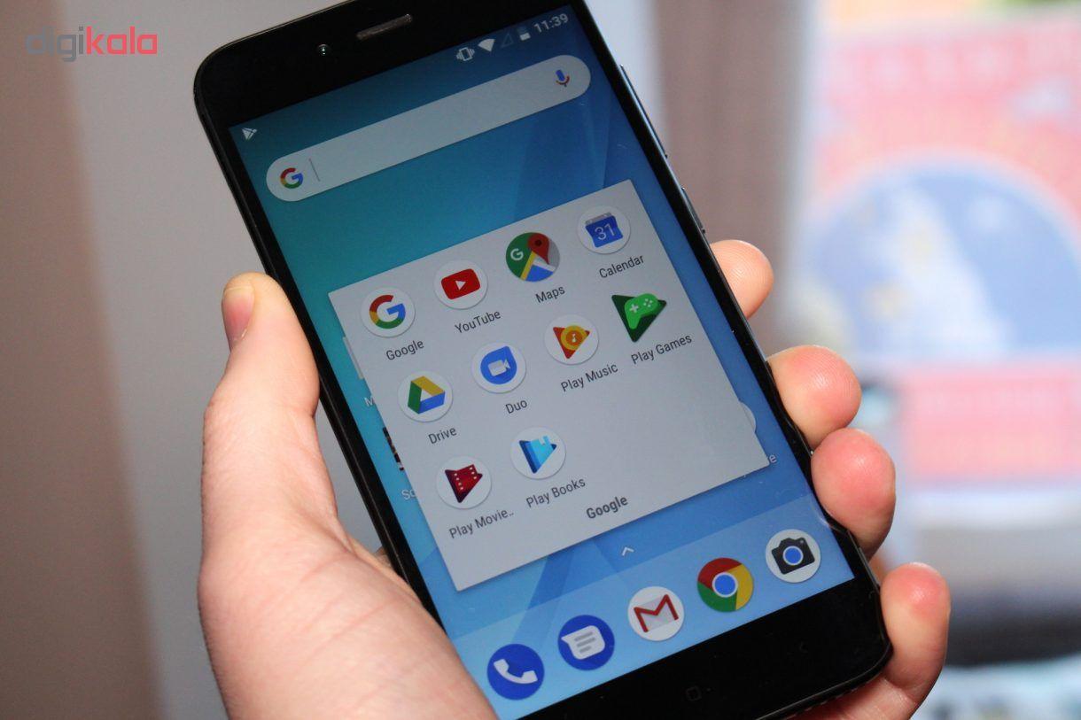 گوشی موبایل شیائومی مدل Mi A1 MDG2 دو سیم کارت ظرفیت 64 گیگابایت main 1 10