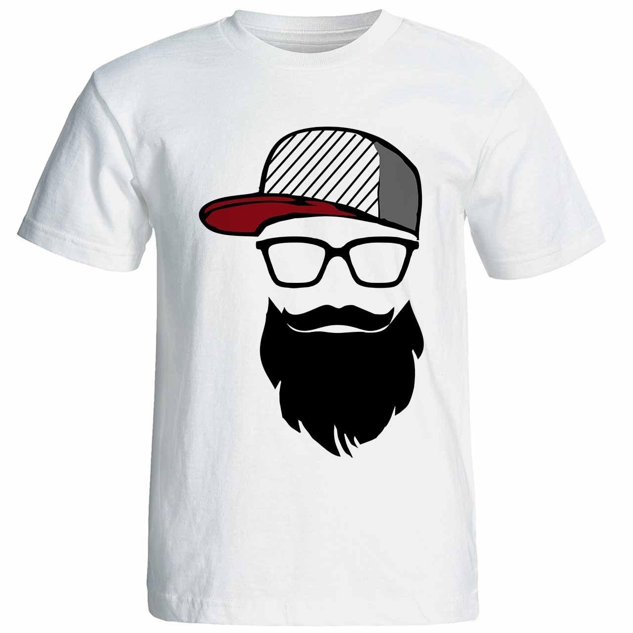 تی شرت آستین کوتاه نوین نقش طرح 793