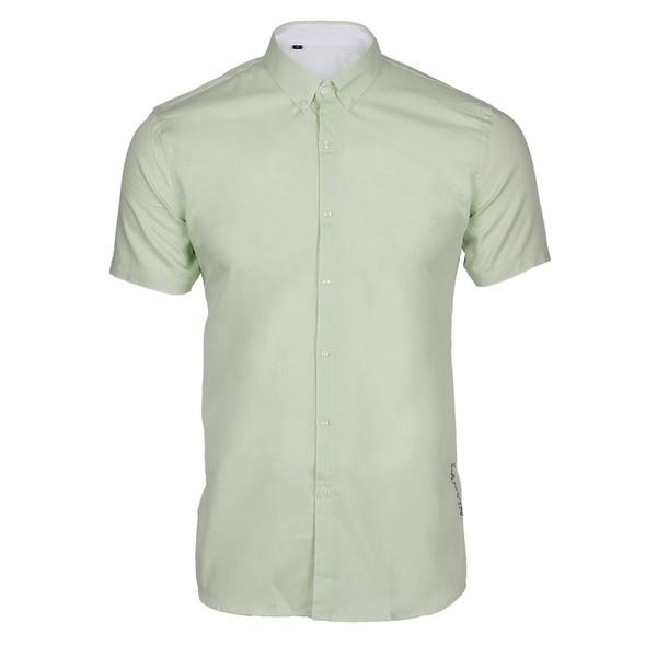 پیراهن آستین کوتاه مردانه رویال راک مدل RR-028