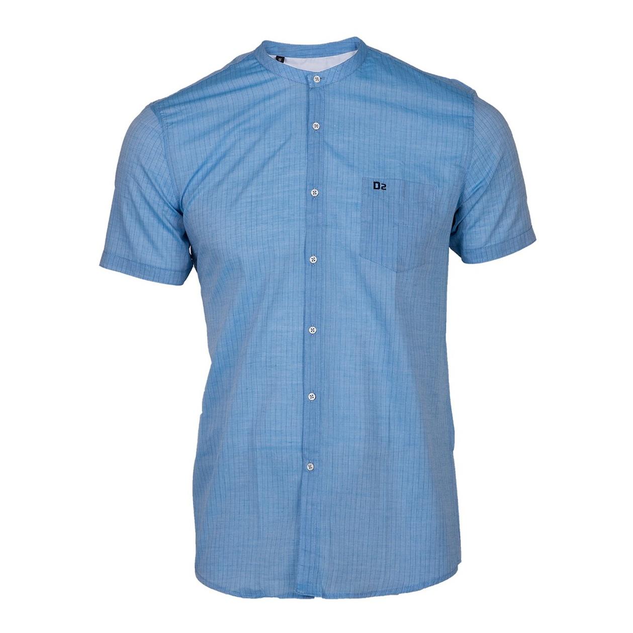 پیراهن آستین کوتاه مردانه رویال راک مدل RR-029