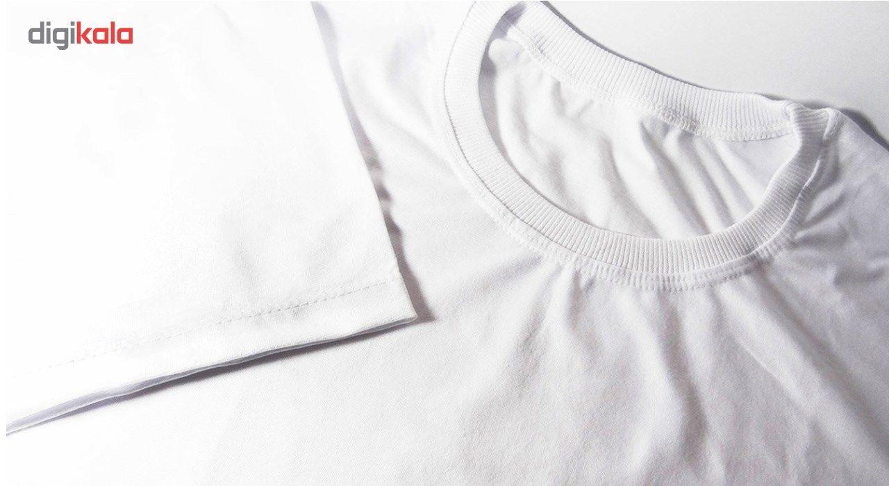 تی شرت آستین کوتاه مردانه الینور مدل ELTM87 main 1 2