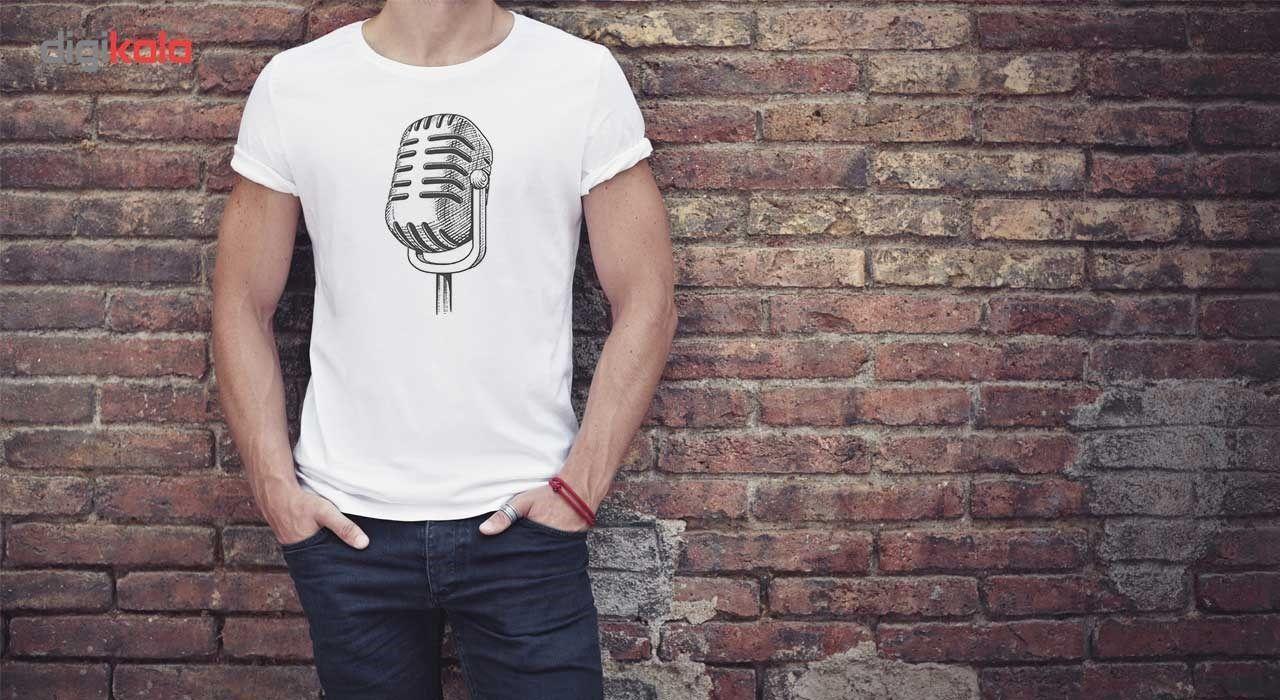 تی شرت آستین کوتاه مردانه الینور مدل ELTM87 main 1 4