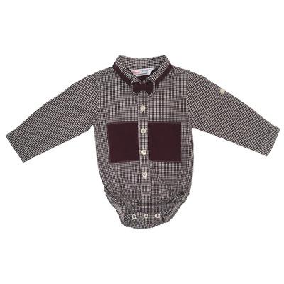 تصویر پیراهن پسرانه کندی مدل 772611