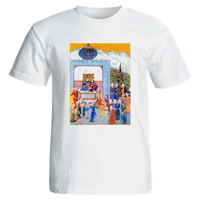 تصویر تی شرت نگار ایرانی طرح i6