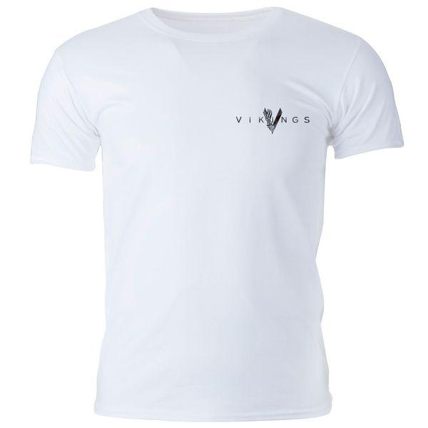 تی شرت مردانه گالری واو طرح Vikings کدCT10217z
