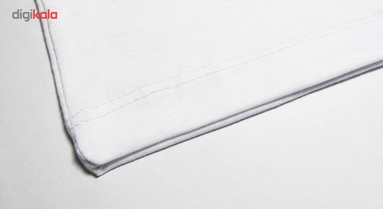 تیشرت مردانه الینور طرح کافه مدل ELTM157 thumb 2 3