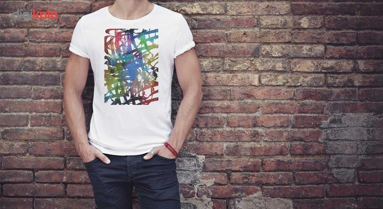 تی شرت آستین کوتاه مردانه الینور مدل ELTM143 main 1 5
