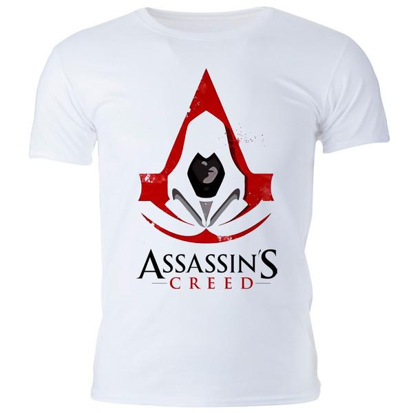 تی شرت مردانه  طرح Assassin s Creed مدل CT10213