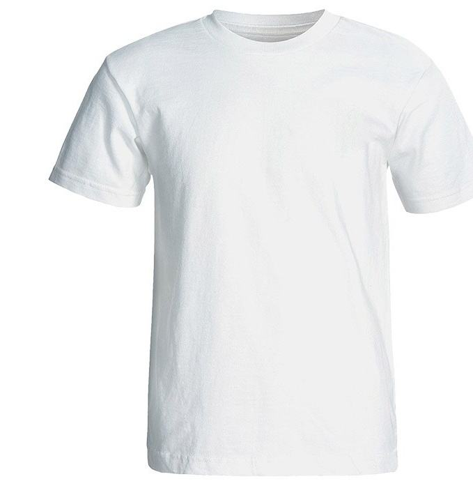 تی شرت سفید  آستین کوتاه نیکو main 1 1