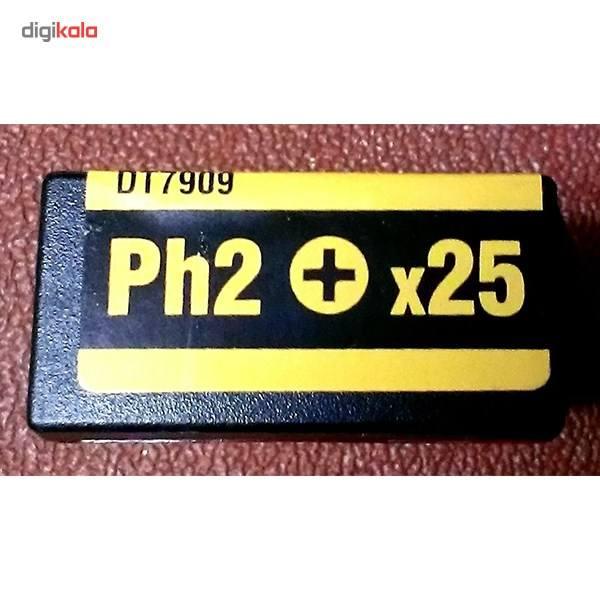 مجموعه 25 عددی سری پیچ گوشتی دیوالت مدل DT70526 main 1 5