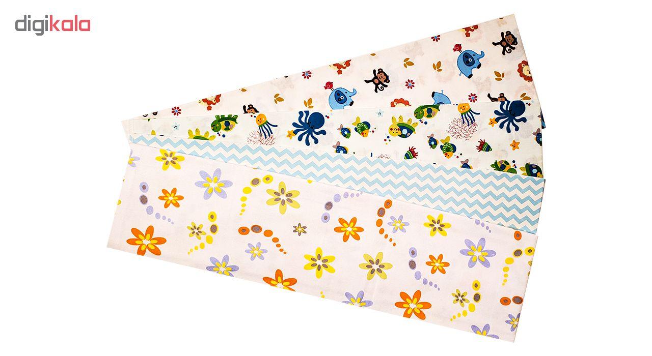 خشک کن کودک کارتز بیبی کد D110 بسته 4 عددی