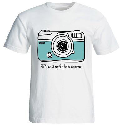Photo of تیشرت  آستین کوتاه  شین دیزاین طرح  دوربین کد4175