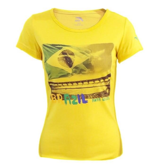 تیشرت طرح دار زنانه آنتا مدل86422141-1