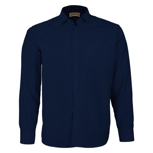 پیراهن مردانه ناوالس کد RegularFit-Tet-nv