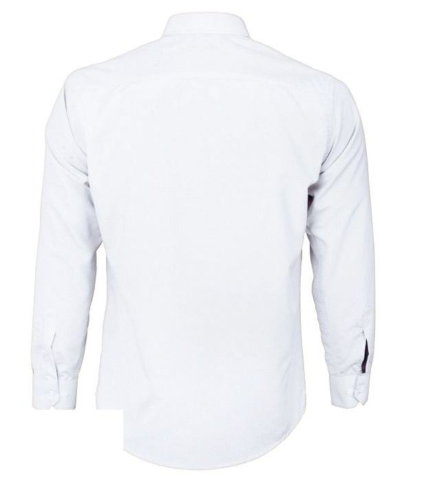 پیراهن مردانه ناوالس کد RegularFit-Tet-wh main 1 3