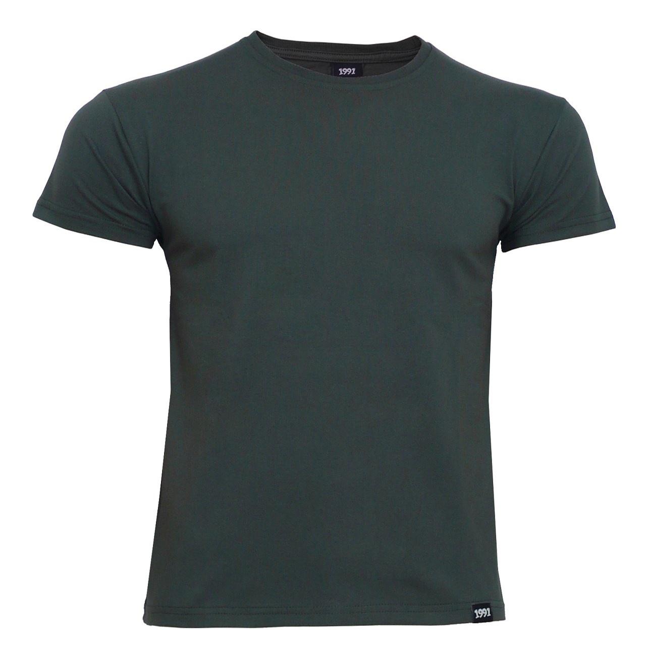 Photo of تی شرت مردانه 1991 اس دبلیو مدل Simplex Green