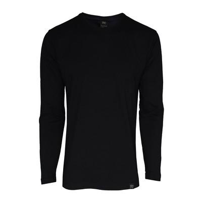 تی شرت آستین بلند مردانه 1991 اس دبلیو مدل 001 Black