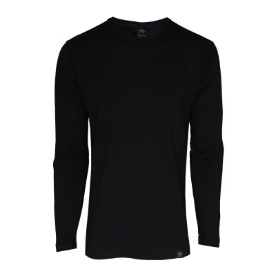 Photo of تی شرت آستین بلند مردانه 1991 اس دبلیو مدل 001 Black