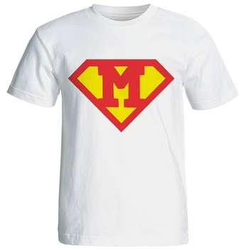 تی شرت آستین کوتاه مردانه نوین نقش طرح 472