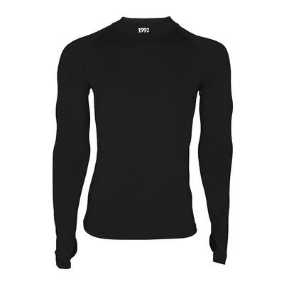 تصویر پیراهن مردانه 1991 اس دبلیو مدل Base Layer Long Black