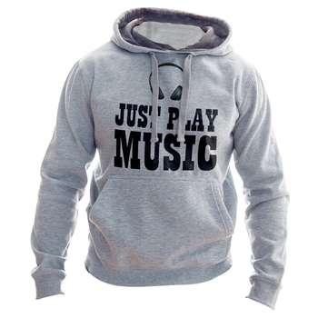 هودی مردانه به رسم طرح موزیک کد101