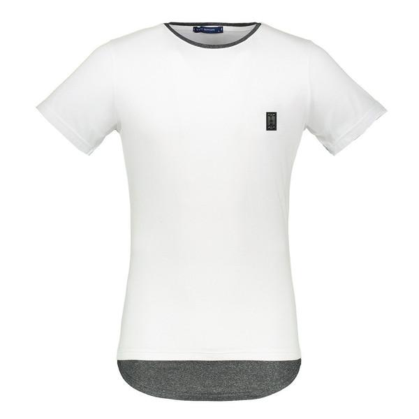 تی شرت آستین کوتاه مردانه تارکان کد 172-1