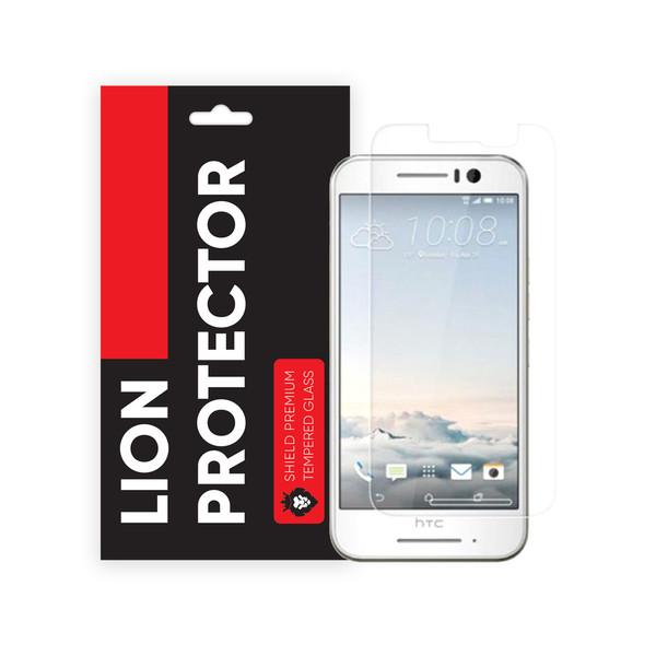 محافظ صفحه نمایش شیلد مدل Lion GLS مناسب برای گوشی موبایل اچ تی سی S9