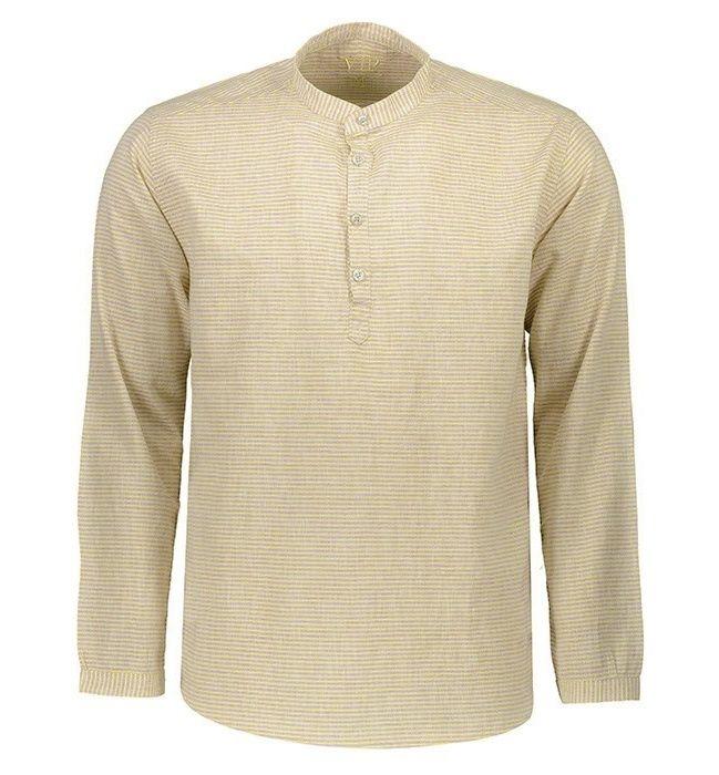 پیراهن مردانه ناوالس کد 123YL main 1 1