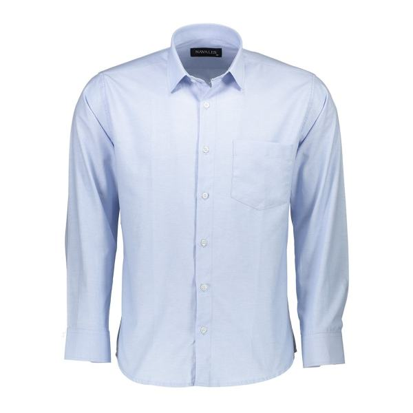 پیراهن مردانه ناوالس مدل OX8020BL