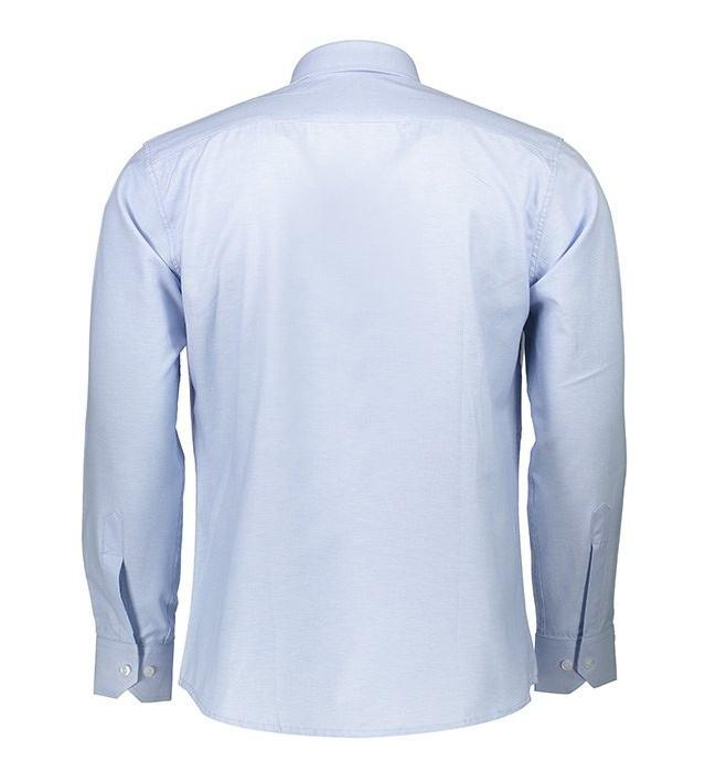 پیراهن مردانه ناوالس مدل OX8020BL main 1 2
