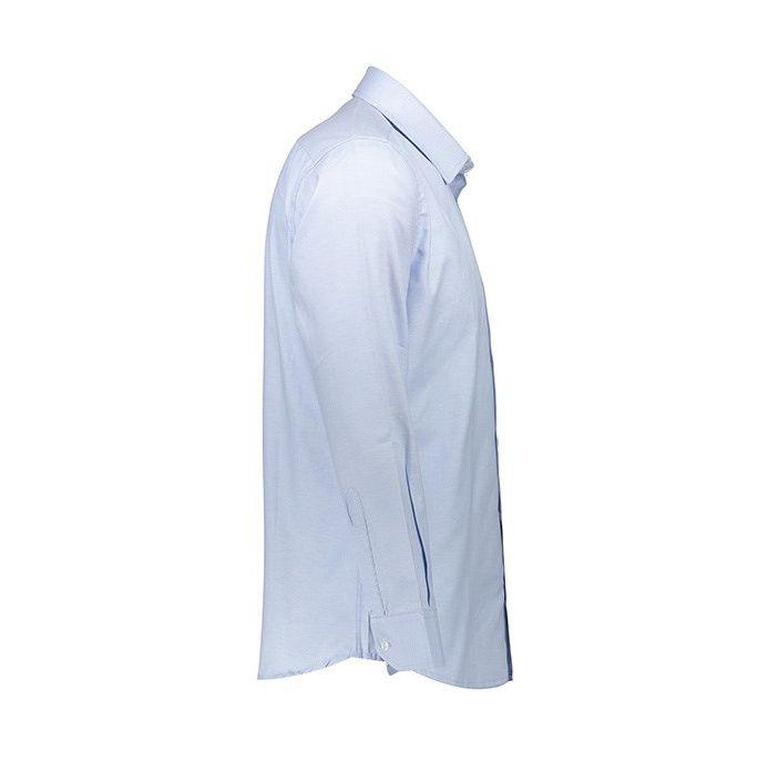 پیراهن مردانه ناوالس مدل OX8020BL main 1 3