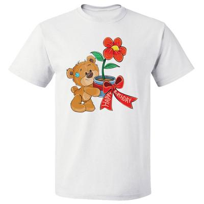 تی شرت مارس طرح تم تولد کد 3592