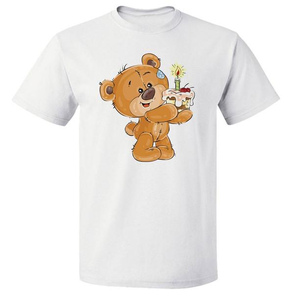 تی شرت مارس طرح تم تولد کد 3594