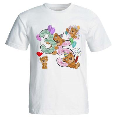 تی شرت پارس طرح تولد 35 سالگی کد 3535