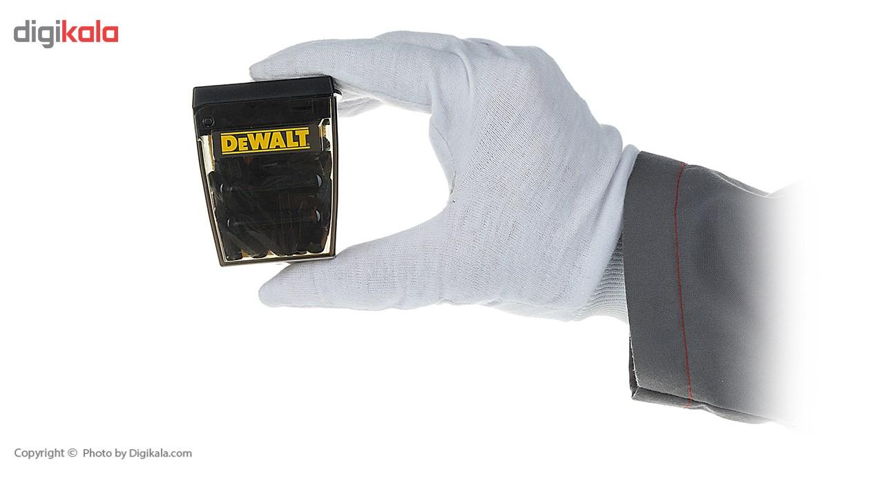 مجموعه 25 عددی سری پیچ گوشتی دیوالت مدل DT70526 main 1 7