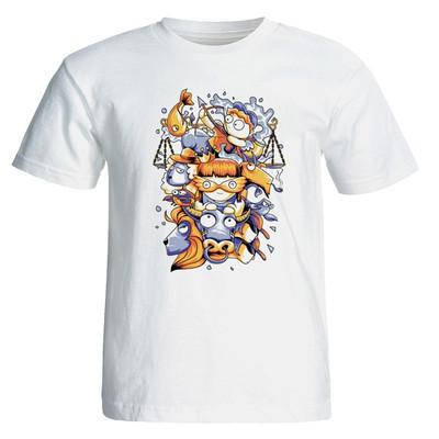 Photo of تی شرت زنانه طرح فانتزی نماد تولد کد 3025